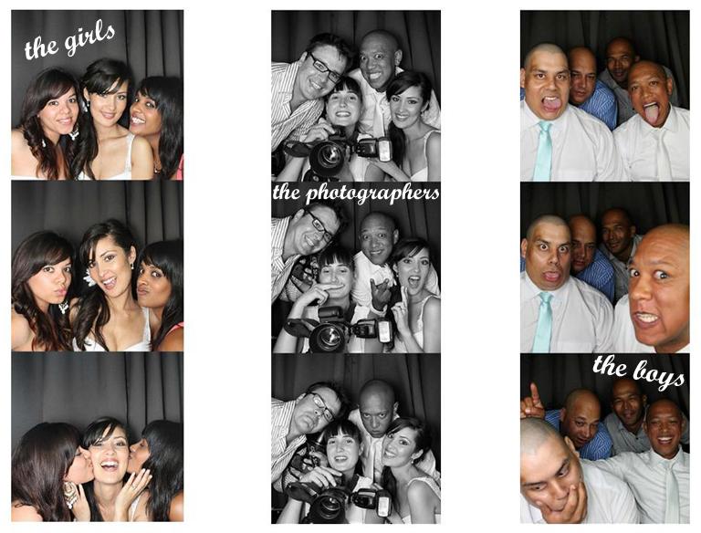 Retro Photobooth